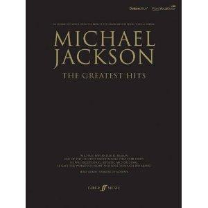 Michael Jackson: Greatest Hits (Piano, Vocal, Guitar)