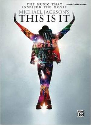 Michael Jackson This Is It P/V/G