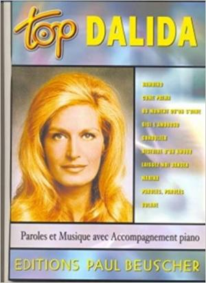 Partitions de Dalida