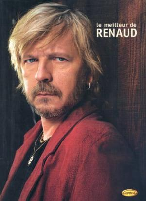 Renaud Le Meilleur de Renaud - chant + piano + accords
