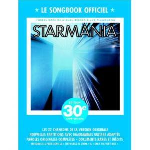 Starmania le songbook officiel