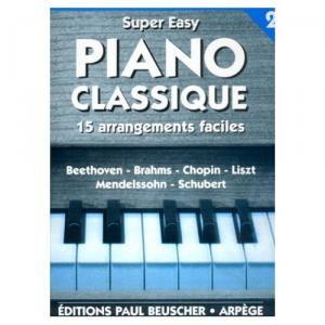 Super easy piano, tome 2