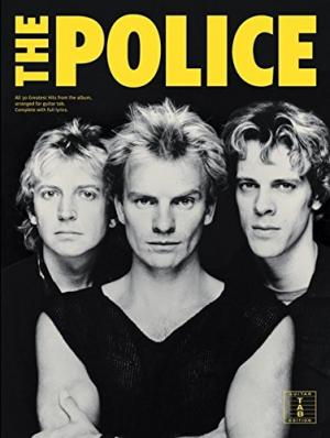 The Police: Greatest Hits Partitions pour Guitare