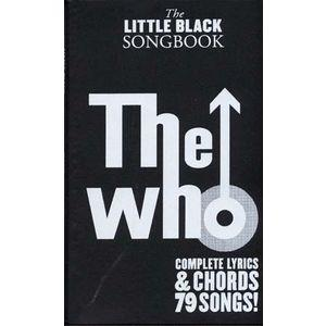The Who Little Black Songbook