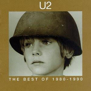 U2 The Best Of 1980-1990 tablatures guitare
