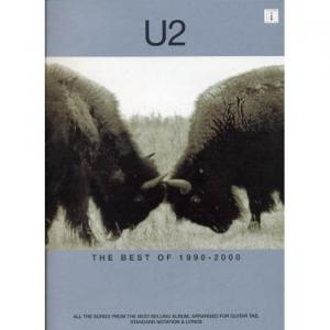U2 The Best Of 1990-2000 Guit. Tab