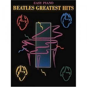 Beatles Greatest Hits Easy Piano
