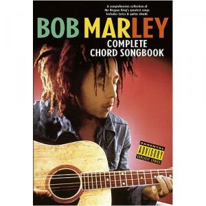 Bob Marley complete chord songbook