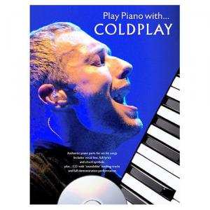 Play Piano With Coldplay + CD