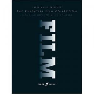 The Essential Film Collection Piano Solo