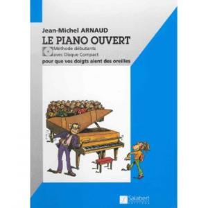 Piano ouvert +CD (Méthode débutants)