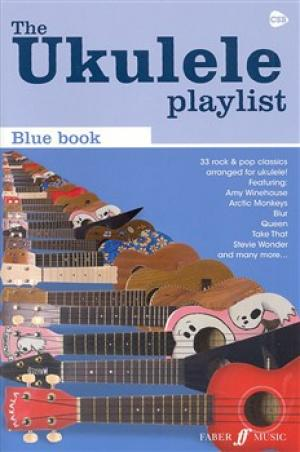 The Ukulele playlist - Blue book