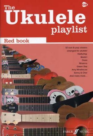 The Ukulele playlist - Red book