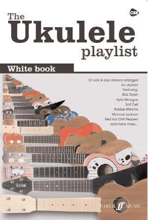 The Ukulele playlist - White book