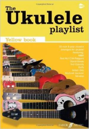The Ukulele playlist - Yellow book